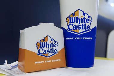 White Castle packaging