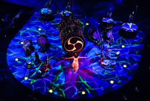 best cirque du soleil shows in las vegas nevada thrillist