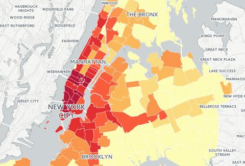 Renthop Maps Show Areas of NYC with the Most Filming Locations ...