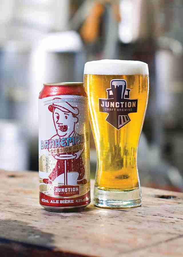 Junction Craft Brewing beer