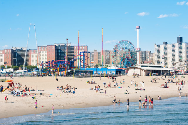 How Long Does It Take To Get To Coney Island