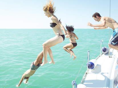 Miami boat