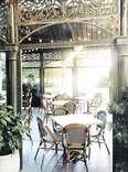 mercat bistro patio