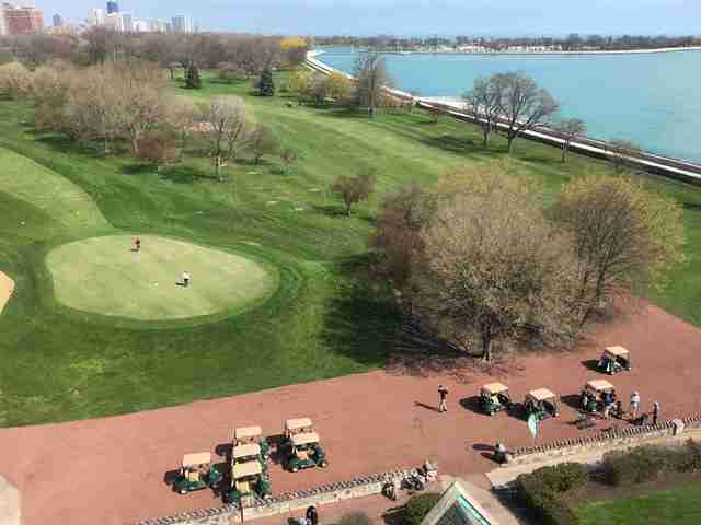 Golf Course in Chicago