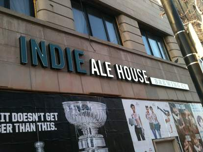 Indie Ale House in Toronto