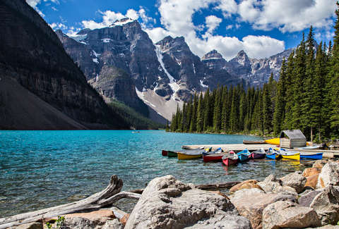 The 12 most gorgeous places to visit in canada thrillist for Best places to see in canada