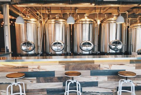 Bandit Brewery in Toronto