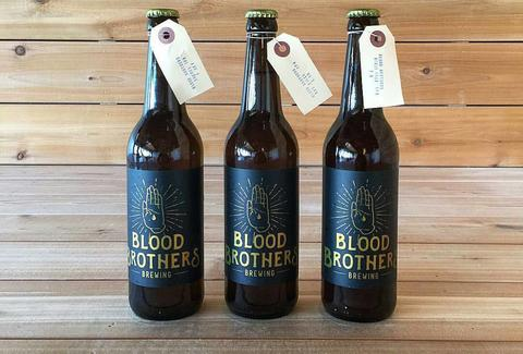 Blood Brothers Brewing in Toronto