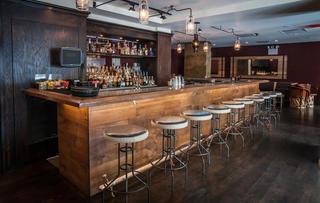 prime at the bentley: a new york, ny bar.