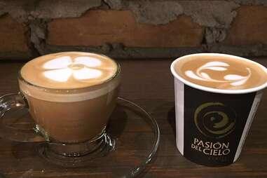 Coffee at Pasion del Cielo