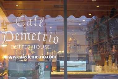Cafe Demetrio in Miami