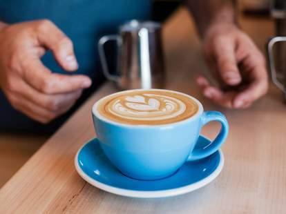 Fleet Coffee in Austin