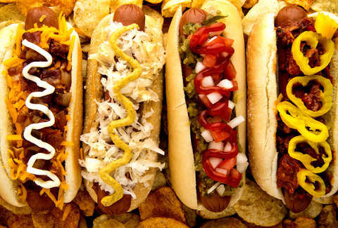 Best Hot Dog Cities