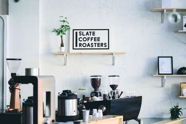 Slate Coffee Roasters in Seattle