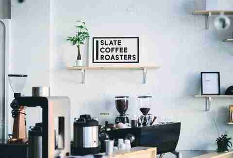Slate Coffee Roasters in Seattle