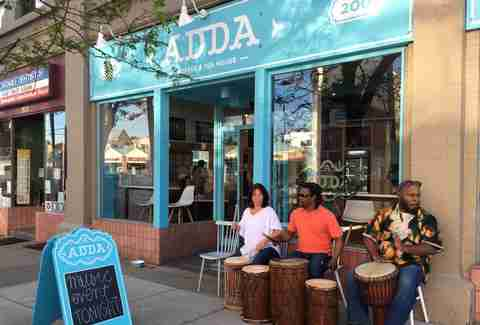 Adda Coffee in Pittsburgh