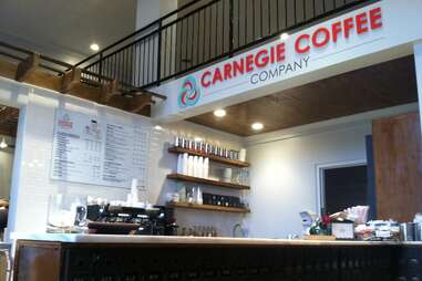 Carnegie Coffee in Pittsburgh