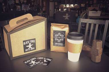 Black Forge Coffeehouse in Pittsburgh