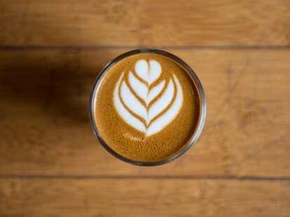 Latte at Espresso a Mano