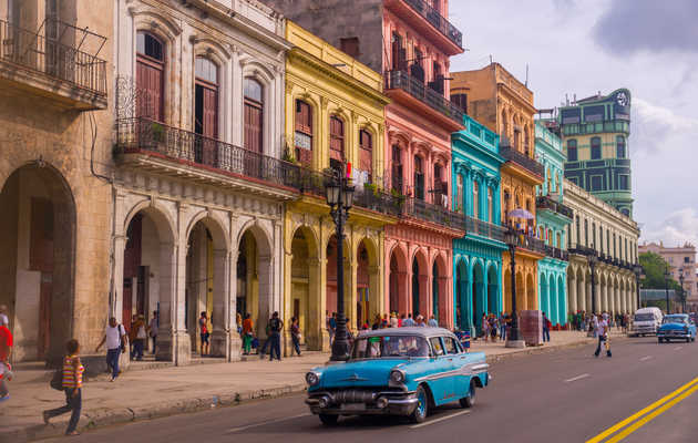 There's Already an Amazing Sale on Flights to Cuba