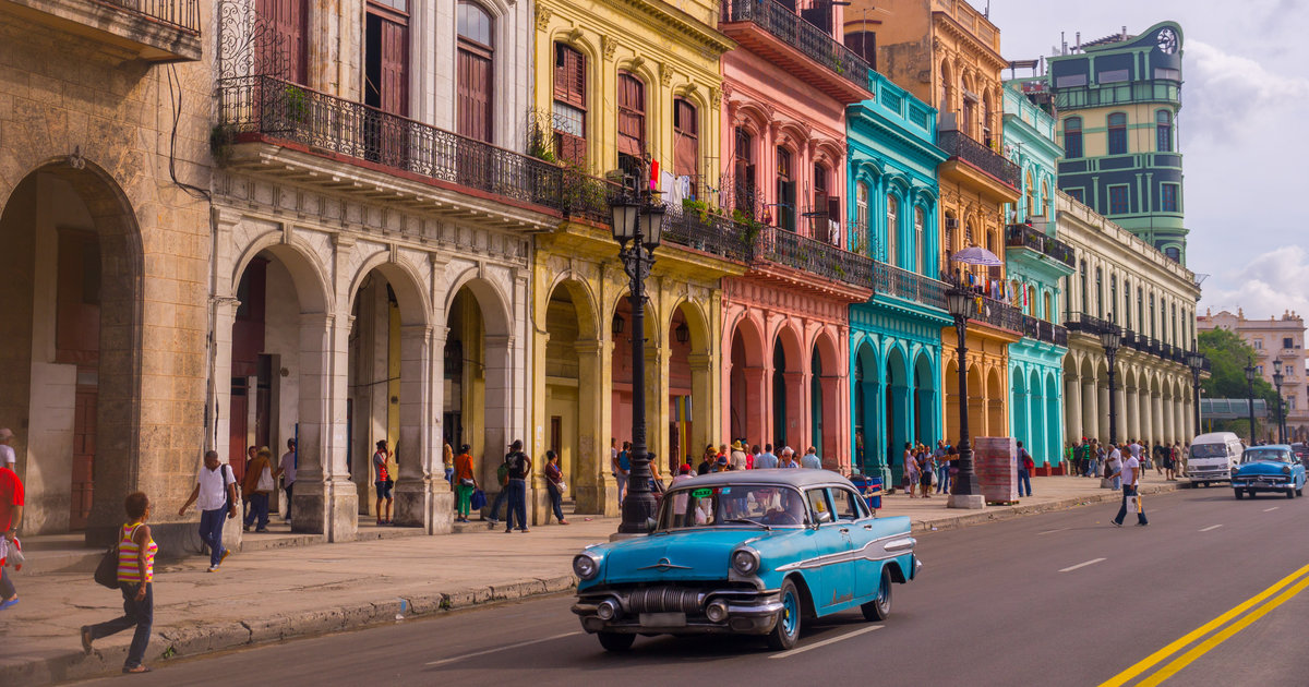 Cheap Flights To Cuba On American Airlines Thrillist