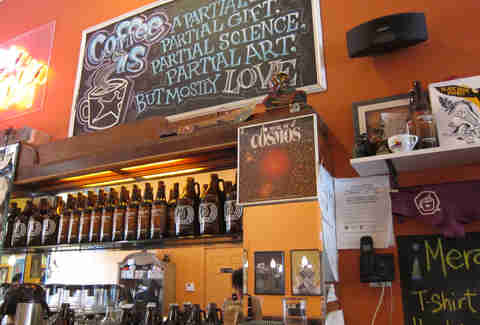 Star Lounge Coffee Bar