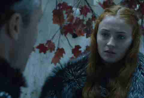 sansa on game of thrones season 6 finale