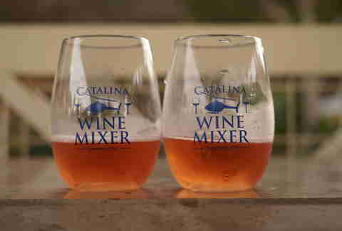 Catalina Wine Mixer, Catalina Island