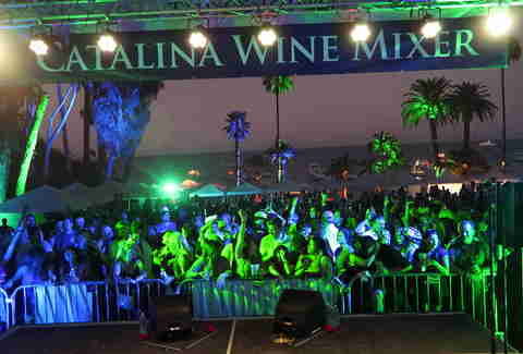 Catalina Wine Mixer, Catalina