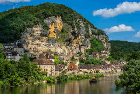 La Roque-Gageac. France