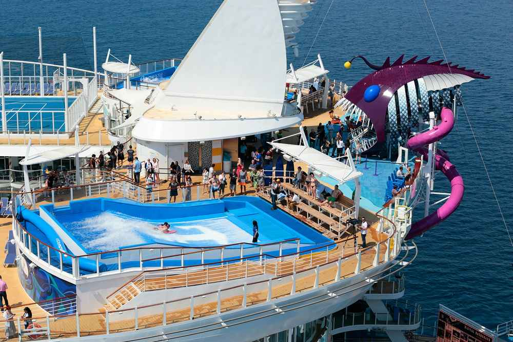 Why Royal Caribbeanu0027s Harmony of the