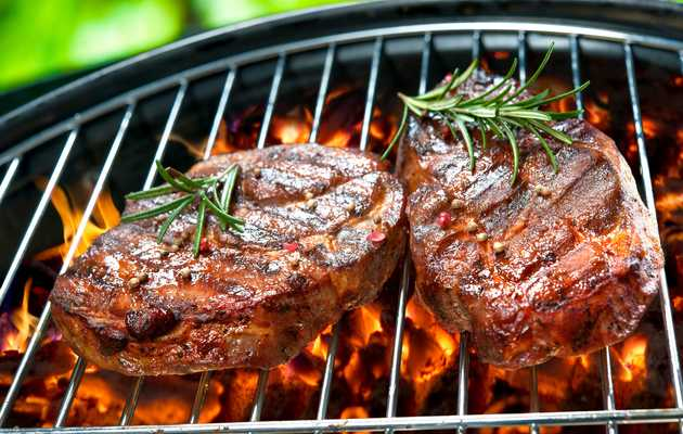 The 10 Commandments of Grilling