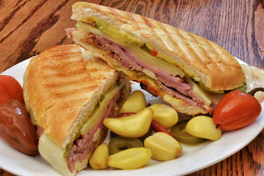 Cuban Sandwich Miami