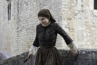 The Waif Game of Thrones