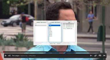 netflix buffering settings screen