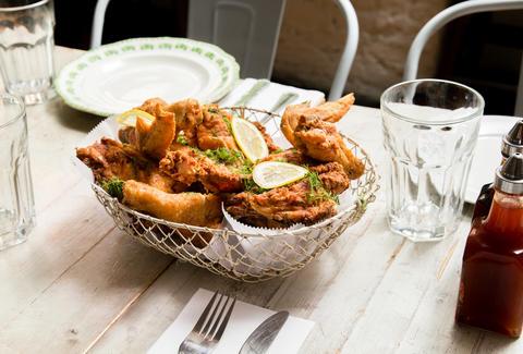 Best Fried Chicken Spots In New York City Thrillist