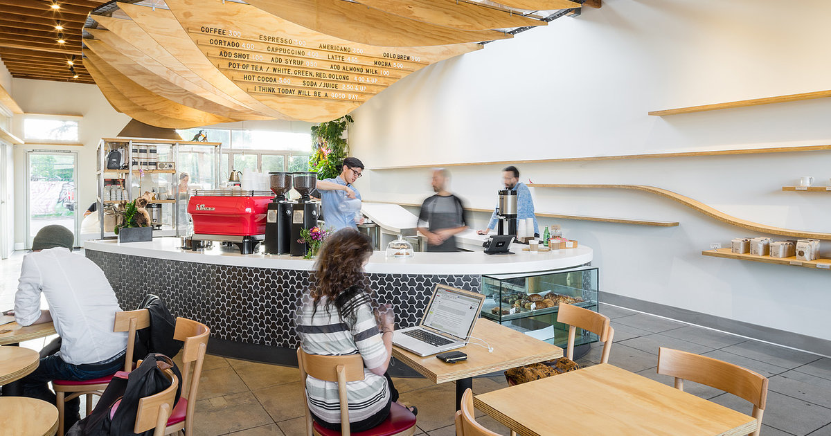 Best Local Coffee Shops in Los Angeles, CA: G&B ...