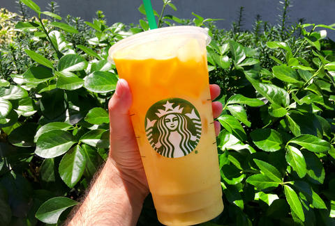 orange drink starbucks starbucks new orange drink is and beautiful 12174