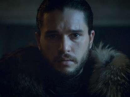 jon snow in the game of thrones finale recap