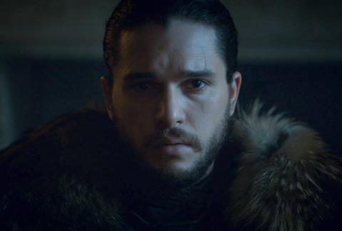 jon snow in the game of thrones finale recap