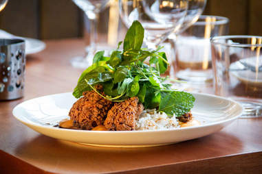 FRIED CHICKEN AT KETTNER EXCHANGE