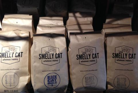 Smelly Cat Coffee in Charlotte