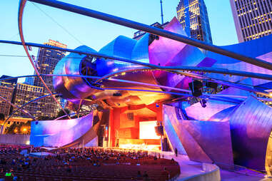 Outdoor concerts chicago