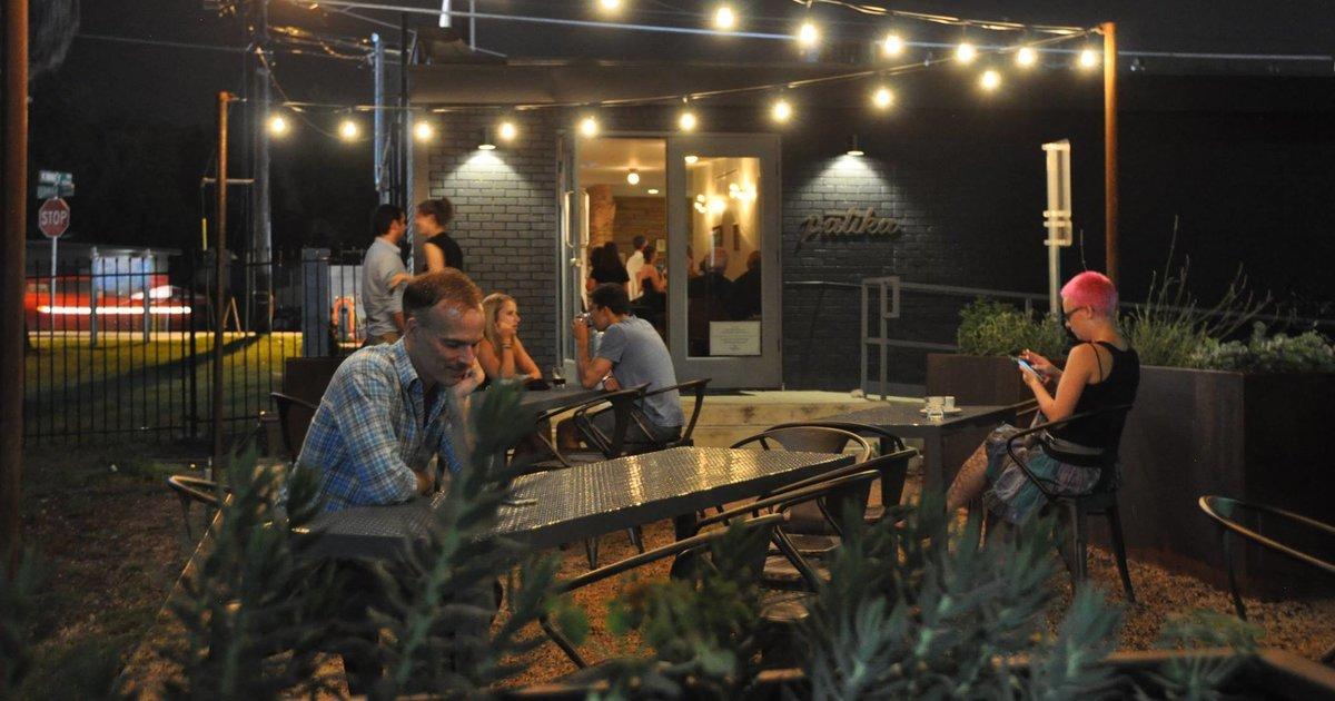 Patika A Austin Tx Bar