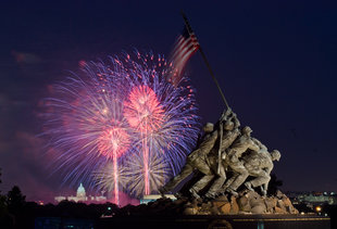 Where to Watch Tonight's 4th of July Fireworks in DC