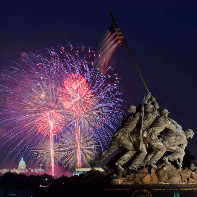 Where to Watch Tonight\'s 4th of July Fireworks in DC