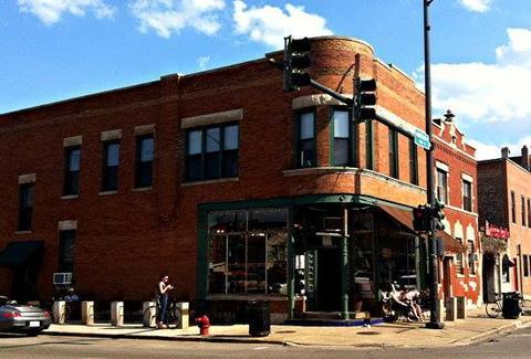 Bridgeport Coffee Company  S Morgan St