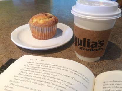 Julia's Cafe and Books