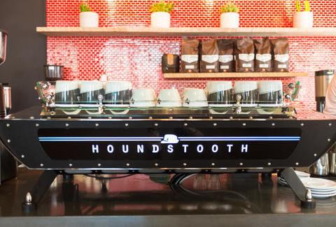 Houndstooth Coffee in Austin
