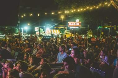 Radio Coffee & Beer in Austin